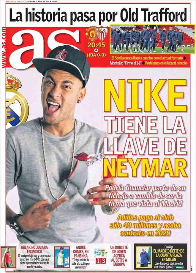 """Neymar muốn rời PSG: MU đua bom tiền với Real, """"thế lực ngầm"""" nhúng tay 2"""
