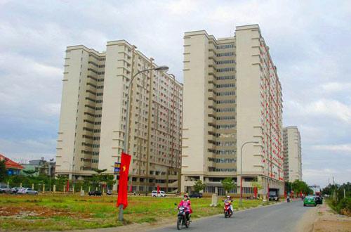 TP.HCM 'bỏ hoang' hàng nghìn tỷ đồng xây nhà tái định cư