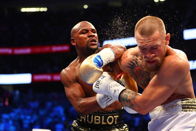 Tin thể thao HOT 13/3: Sốt sắng với McGregor - Mayweather tập 2 1