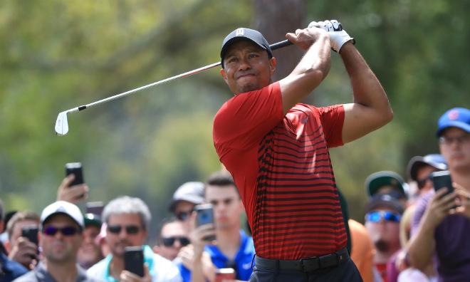 """Tin thể thao HOT 14/3: """"Siêu hổ"""" Tiger Woods nhận vinh dự đặc biệt"""