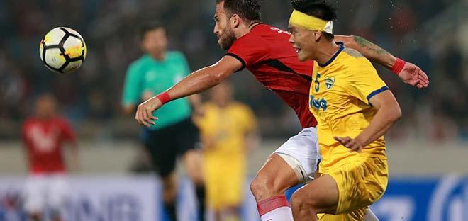 Thanh Hóa - Bali United: Thủ môn Tiến Dũng chắc tay, vận may ngoảnh mặt