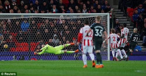 Chi tiết Stoke City - Man City: Không có bàn danh dự (KT) 19