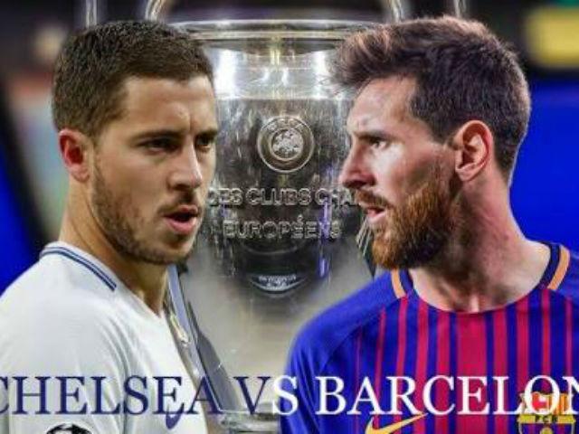 Chelsea đấu Barca: Morata hóa thân Torres, chờ lật đổ Nou Camp 4