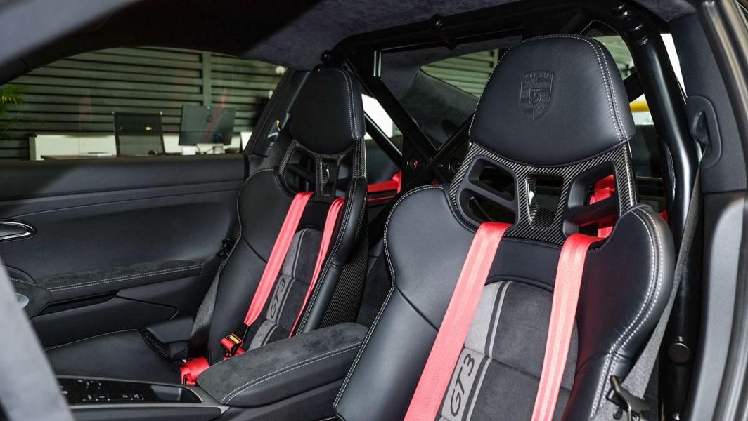 Đại gia Việt Nam ''rước'' siêu xe Porsche 911 GT3 2018 giá 11,06 tỷ đồng - 7