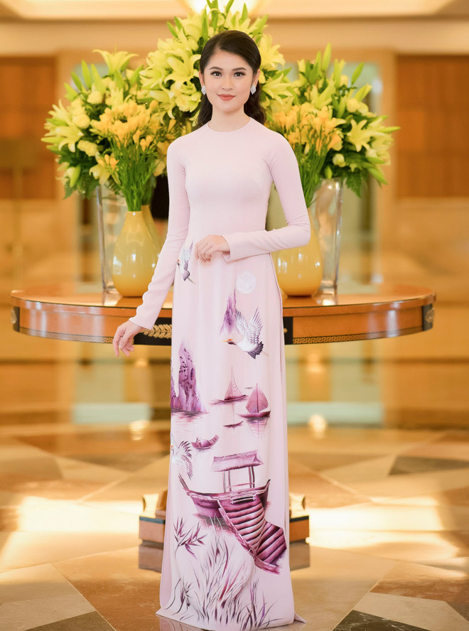 Huyền My thần thái sang chảnh tại sự kiện Hoa Hậu Việt nam 2018 - 8