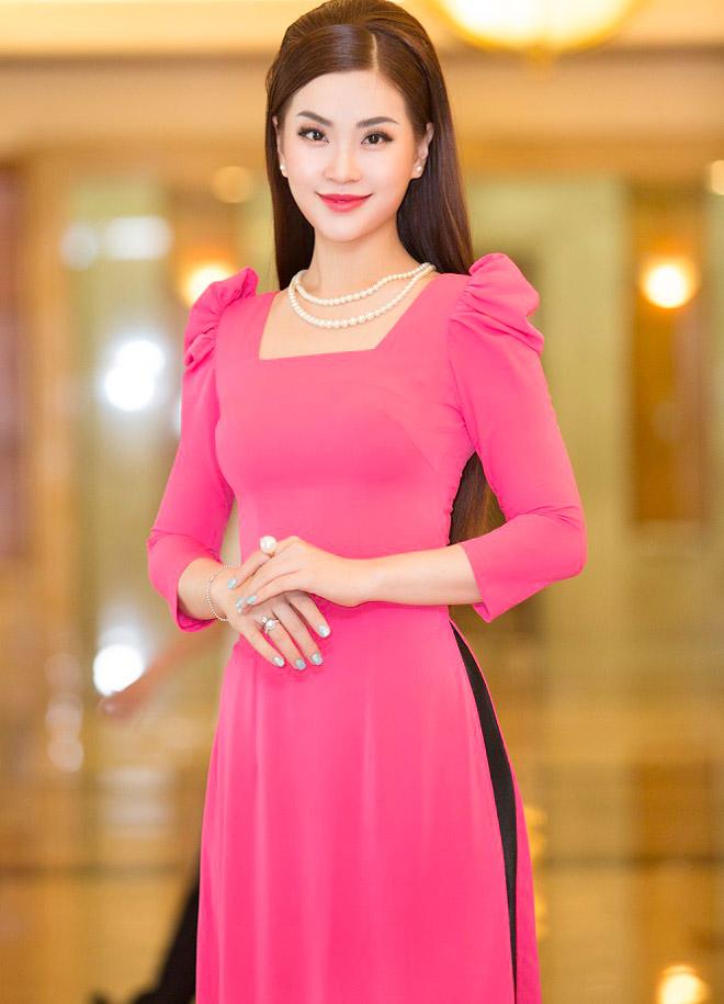 Huyền My thần thái sang chảnh tại sự kiện Hoa Hậu Việt nam 2018 - 10
