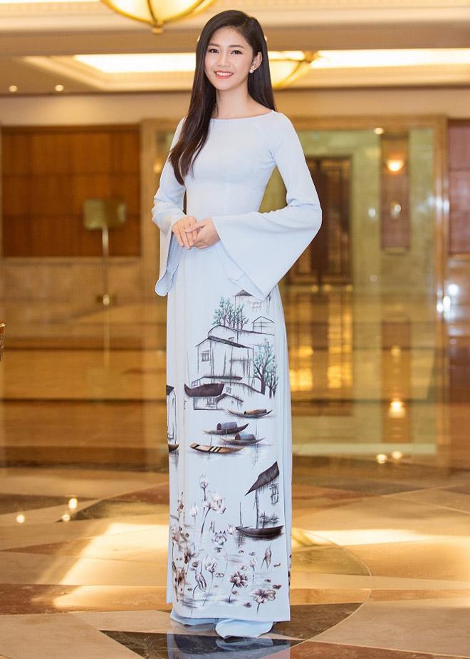 Huyền My thần thái sang chảnh tại sự kiện Hoa Hậu Việt nam 2018 - 9