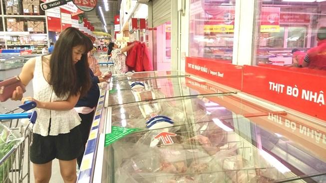 2.300 tấn thịt bò Mỹ, Úc 'tấn công' thị trường Việt - 1