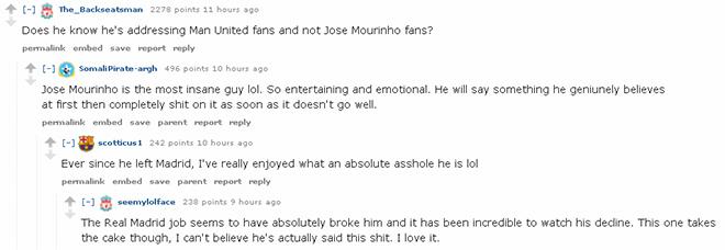 Mourinho vạ miệng, hạ thấp MU bị loại Cúp C1: Triệu fan đòi sa thải 2