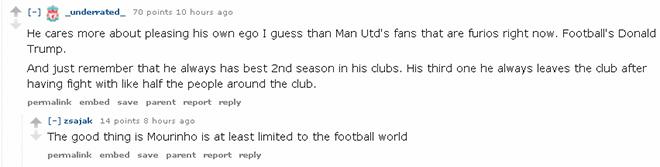 Mourinho vạ miệng, hạ thấp MU bị loại Cúp C1: Triệu fan đòi sa thải 6