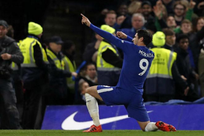 Chelsea đấu Barca: Morata hóa thân Torres, chờ lật đổ Nou Camp 2