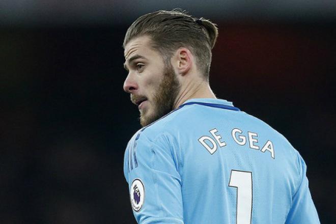 """Chuyển nhượng MU: Hết Real đến PSG muốn """"cướp"""" De Gea 1"""