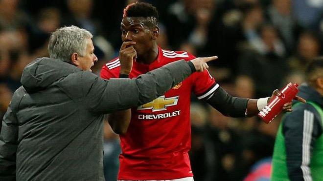 """MU bật bãi Cúp C1: Pogba bị tố """"làm phản"""", Mourinho nói gì? 1"""