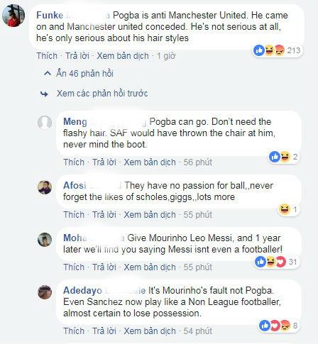 MU thua cay đắng: Triệu fan uất ức, vạch tội Mourinho, tẩy chay Pogba 6