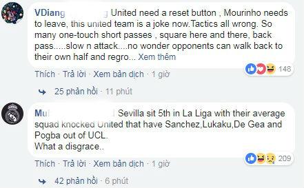 MU thua cay đắng: Triệu fan uất ức, vạch tội Mourinho, tẩy chay Pogba 7