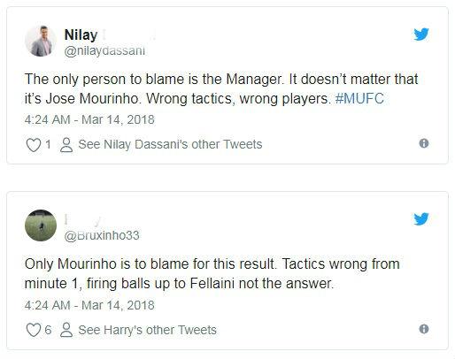 MU thua cay đắng: Triệu fan uất ức, vạch tội Mourinho, tẩy chay Pogba 3