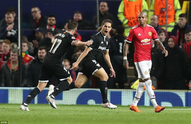 MU bị loại Cúp C1: Báo chí Anh cay nghiệt mắng Mourinho hèn nhát