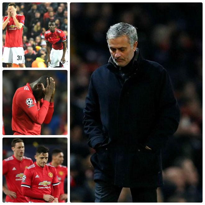 """Mourinho hết duyên """"mùa thứ 2"""": Thần thái ủ dột, bấu víu FA Cup 1"""