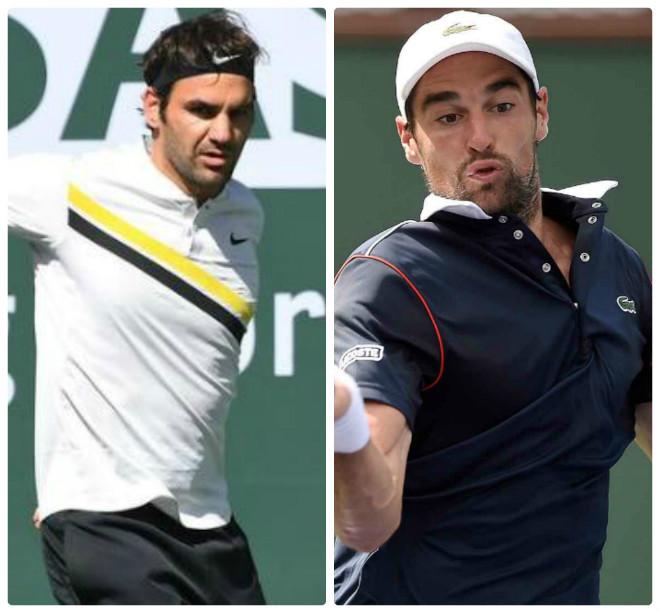Trực tiếp tennis Indian Wells ngày 8: Federer mơ tứ kết, Del Potro đấu đồng hương 1