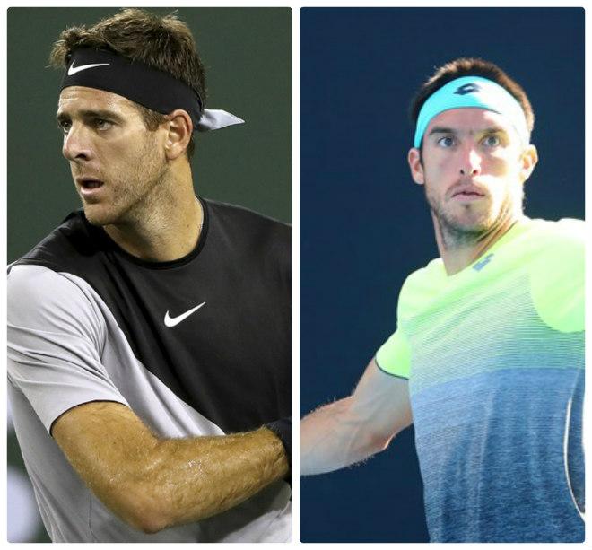 Trực tiếp tennis Indian Wells ngày 8: Federer mơ tứ kết, Del Potro đấu đồng hương 2