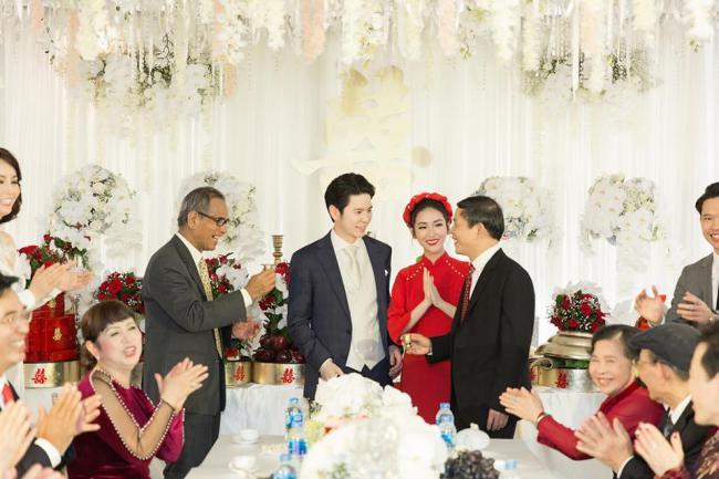 Mai Hồ công khai loạt ảnh đính hôn chồng trẻ kém 4 tuổi - 4