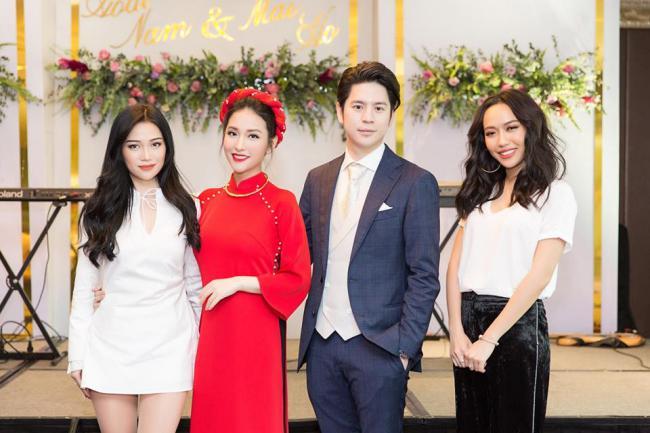 Mai Hồ công khai loạt ảnh đính hôn chồng trẻ kém 4 tuổi - 10
