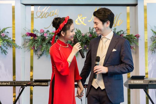 Mai Hồ công khai loạt ảnh đính hôn chồng trẻ kém 4 tuổi - 9