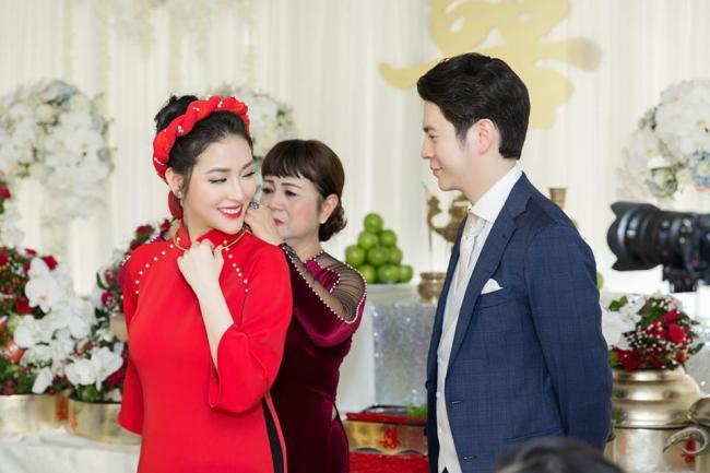 Mai Hồ công khai loạt ảnh đính hôn chồng trẻ kém 4 tuổi - 6