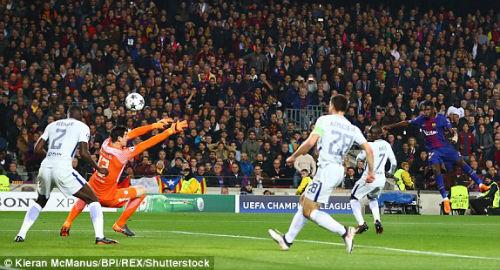 TRỰC TIẾP Barcelona - Chelsea: Messi chói sáng, Barca có bàn thứ ba 22