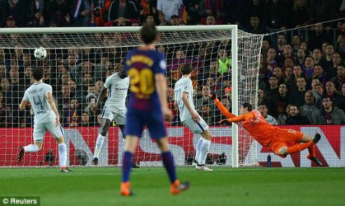 Chi tiết Barcelona - Chelsea: Nỗ lực trong vô vọng (KT) 22