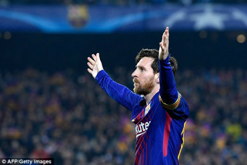 TRỰC TIẾP Barcelona - Chelsea: Messi chói sáng, Barca có bàn thứ ba 29
