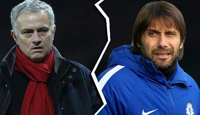 """MU - Chelsea """"xem"""" cúp C1: Mourinho - Conte và thứ bóng đá lỗi thời 2"""