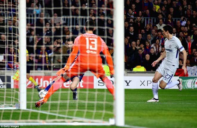 """Barca """"tiêu diệt"""" Chelsea lập kì tích, Messi điểm 10 hoàn hảo 2"""