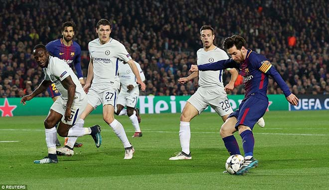 Bốc thăm tứ kết C1: Rò rỉ âm mưu sốc, Siêu kinh điển Barca - Real 1