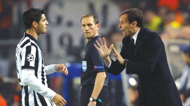 Real tính gây sốc: Thay Zidane bằng Allegri, chiêu mộ lại Morata