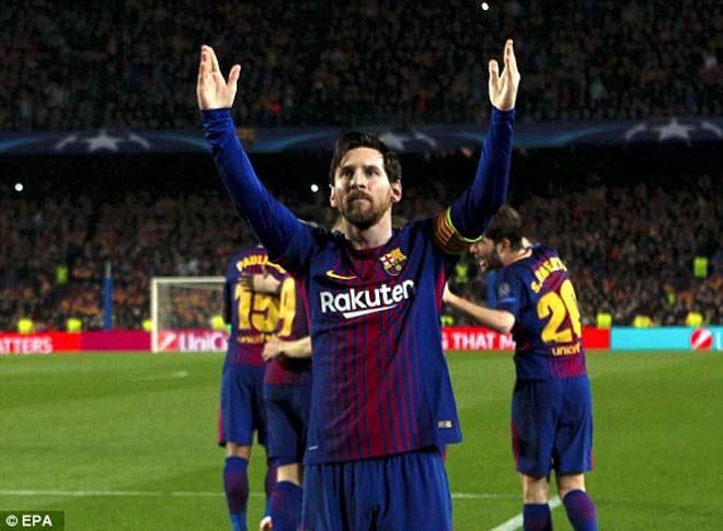 """Góc chiến thuật Barca – Chelsea: Messi đơn giản là """"vị Thánh"""" - 2"""