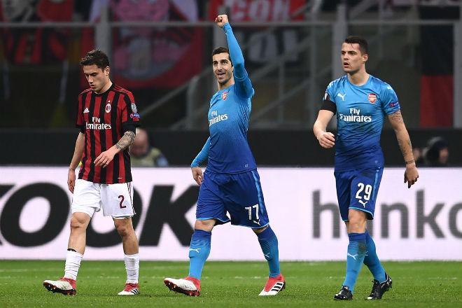 """Arsenal – AC Milan: """"Pháo"""" quyết nổ to, """"rửa mặt"""" Ngoại hạng Anh 3"""