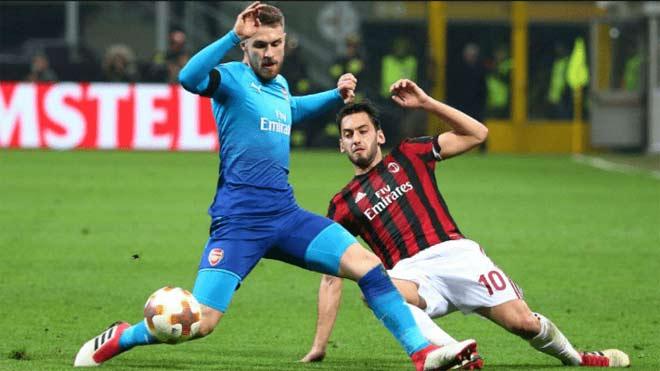 Chi tiết Arsenal - AC Milan: Welbeck hoàn tất cú đúp (KT) 27