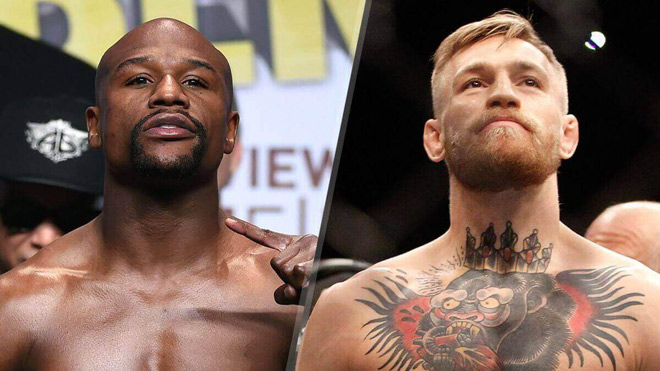 Tin thể thao HOT 16/3: Mayweather tập với nhà vô địch UFC, chờ chiến Mcgregor 1