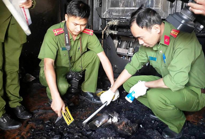 Đã xác định được hung thủ phóng hỏa giết cả gia đình ở Đà Lạt