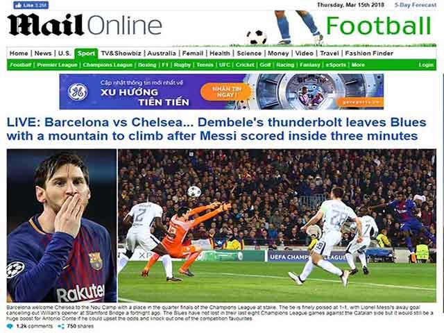 """Barca vào tứ kết: Valverde nổ to, khen Messi như """"Thánh sống"""" 4"""