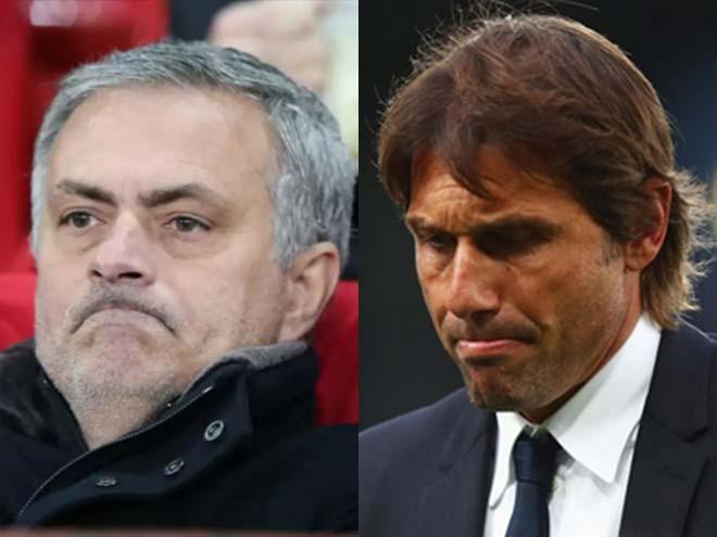 Ngoại hạng Anh trước vòng 31 & Tứ kết FA Cup: Mourinho & Conte lâm đường cùng 2