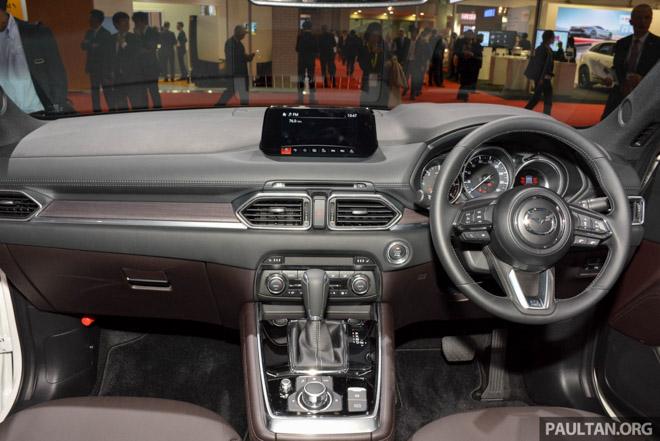 Mazda CX-8 ra mắt quý 2/2018, khả năng cao về Việt Nam - 6