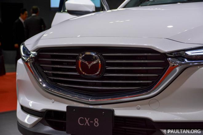 Mazda CX-8 ra mắt quý 2/2018, khả năng cao về Việt Nam - 2