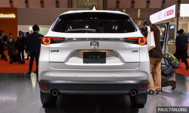 Mazda CX-8 ra mắt quý 2/2018, khả năng cao về Việt Nam - 3