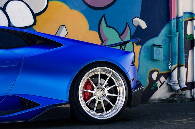 """Lamborghini Huracan cực """"lầm lì"""" với bản độ ADV - 6"""