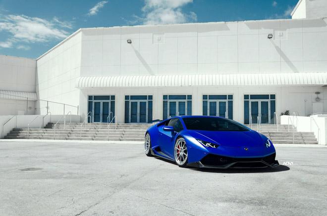"""Lamborghini Huracan cực """"lầm lì"""" với bản độ ADV - 9"""