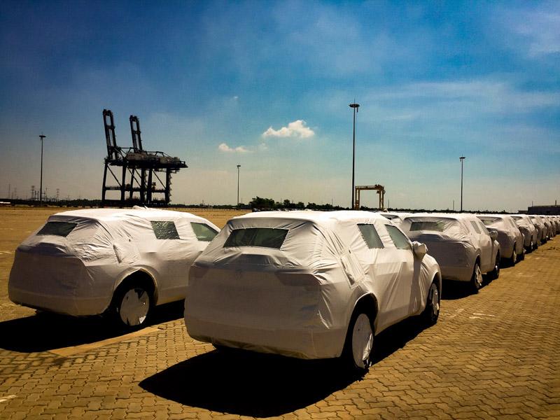 Volkswagen Tiguan Allspace 7 chỗ về Việt Nam giá 1,7 tỷ đồng - 2