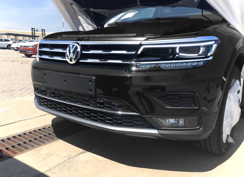 Volkswagen Tiguan Allspace 7 chỗ về Việt Nam giá 1,7 tỷ đồng - 4