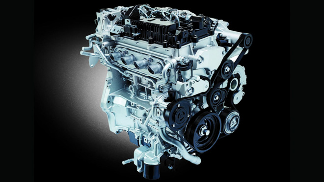 Mazda tự tin tuyên bố SkyActiv-X sẽ đạt lượng khí thải tương đương xe điện - 2
